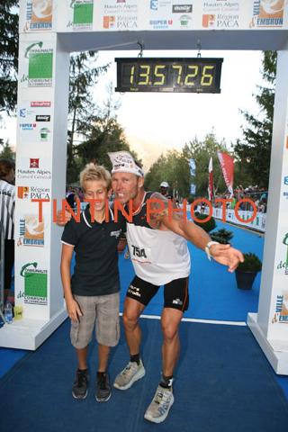 15 août 2013 EmbrunMan pour Cyrille et Sprint pour Sonia Surf (blessée), Jeff and Bob (1/6)