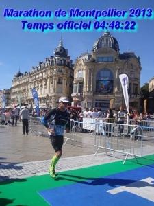 Marathon de Montpellier 2013