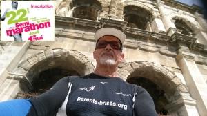 Semi-Marathon de Nîmes 01 mai 2014