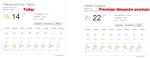 Prévisions météo pour dimanche prochain...ironman de Barcelone