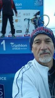 Premier podium Annulation Triathlon