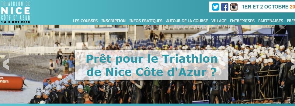 Triathlon Nice 2016