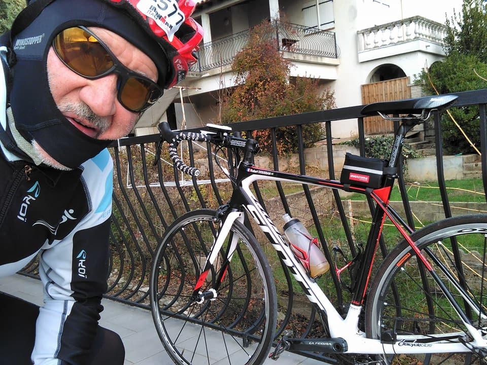 Première sortie vélo