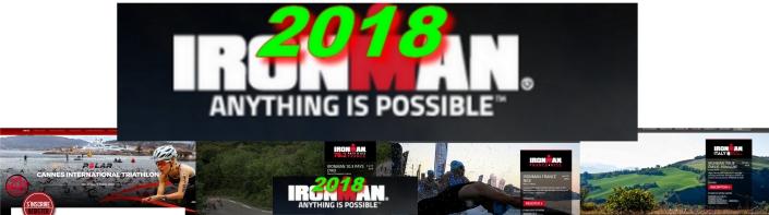 ironman's2018 Adhésif voiture